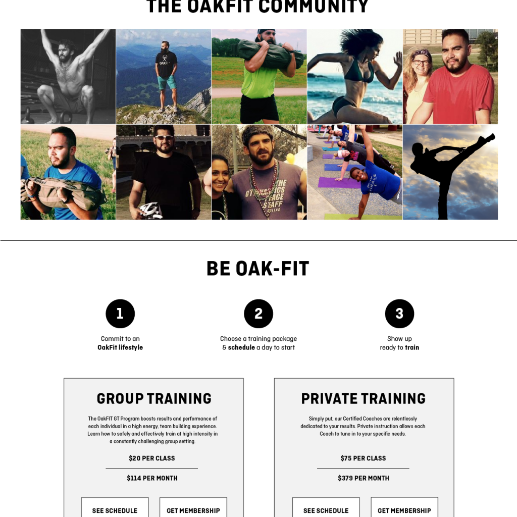 Oakfit-Web